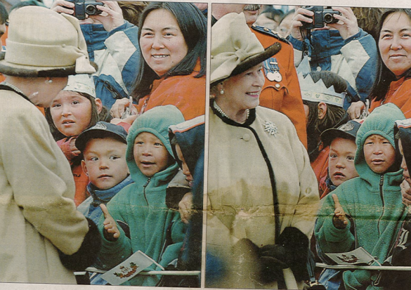 From the Globe and Mail, October 5, 2002